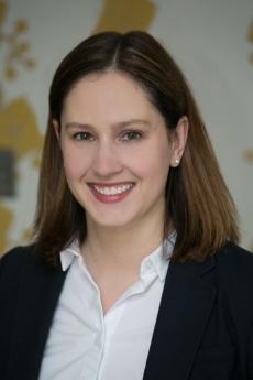 Head shot of Andrea Stafford